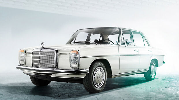 Mercedes-Benz W115 /8 Strich-Acht