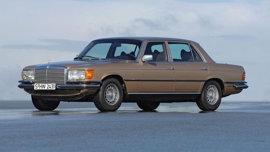 Mercedes-Benz W116 450 SEL 6.9