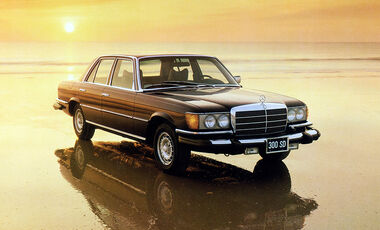 Mercedes-Benz W116 - S-Klasse