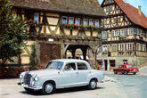Mercedes-Benz W120 - Ponton-Mercedes