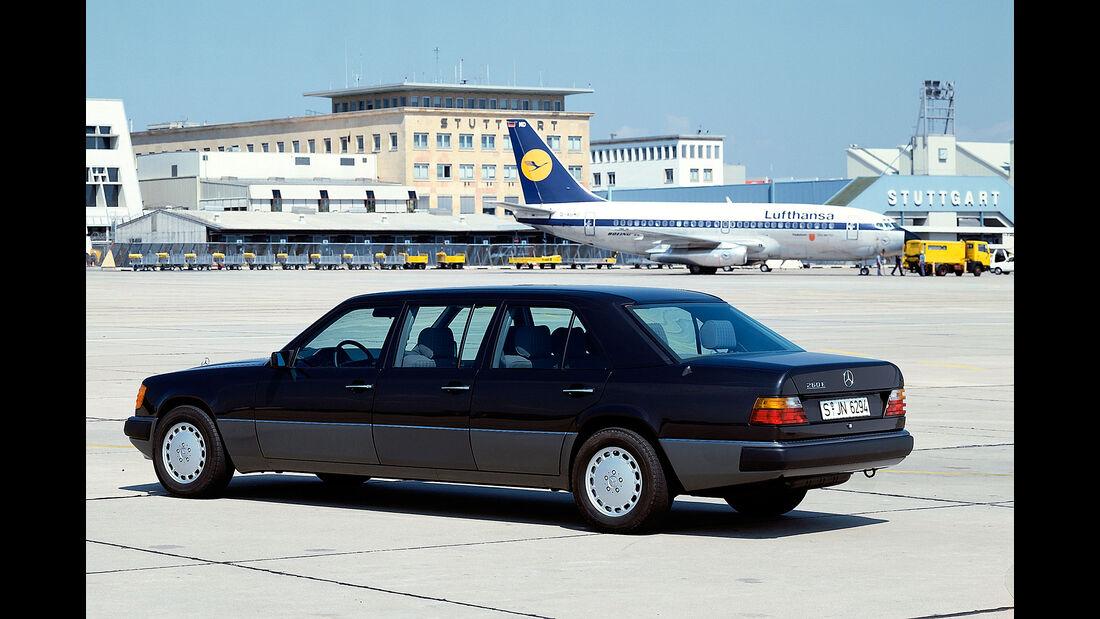 Mercedes-Benz W124 260E lang (1989)