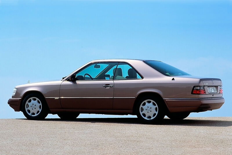 Mercedes-Benz W124 E 320 Coupé (1993)