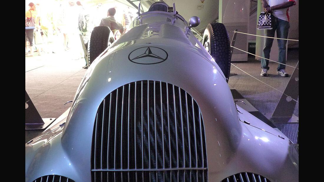 Mercedes Benz W125