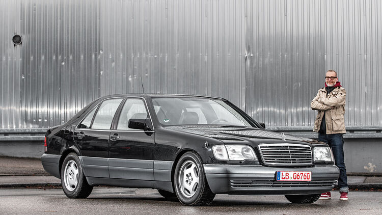 5 Gründe, sich jetzt einen Mercedes S600 (W140) zu kaufen