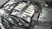 Mercedes-Benz W140, Motor
