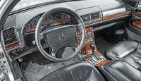 Mercedes-Benz W140, V8/V12, Cockpit