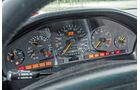 Mercedes-Benz W140, V8/V12, Rundinstrumente