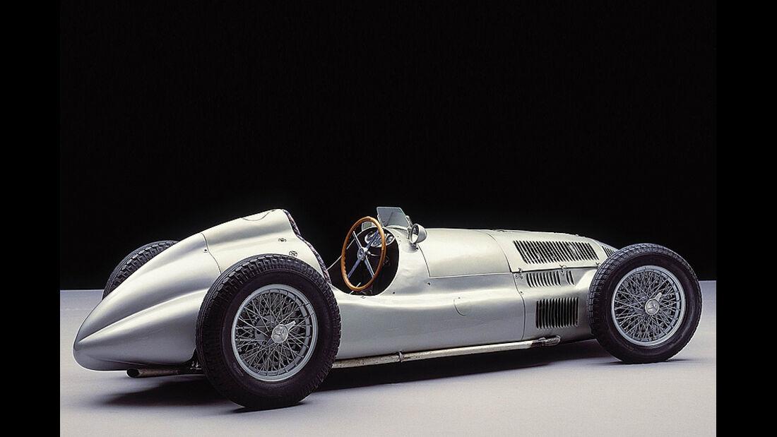Mercedes-Benz W165 - Silberpfeil
