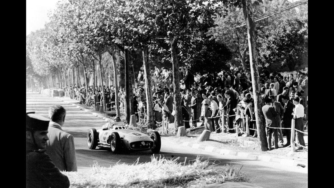 Mercedes-Benz W196 R - Hans Herrmann - GP Spanien 1954- Pedralbes