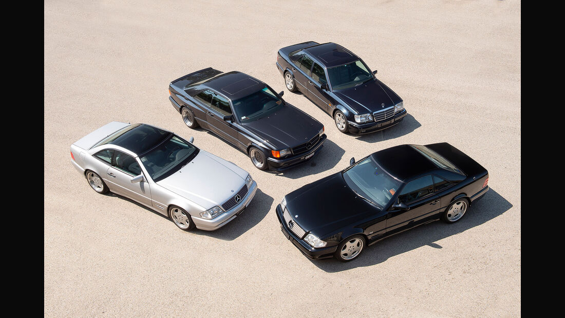 Mercedes-Benz Youngtimer Collection RM Sotheby's