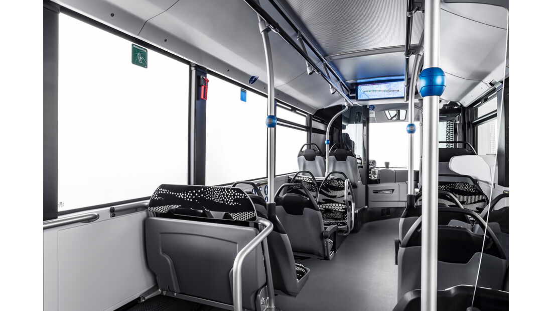 Mercedes-Benz eCitaro, Omnibus, Elektroantrieb