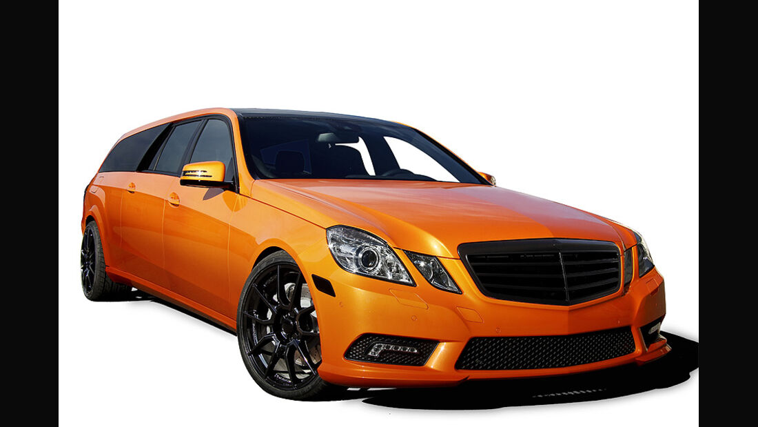 Mercedes Binz X-Orange