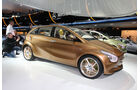 Mercedes Blue Zero Concept
