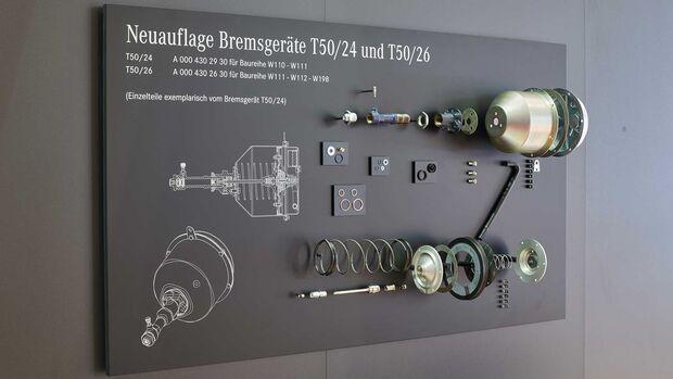 Mercedes Bremsgerät T50/24