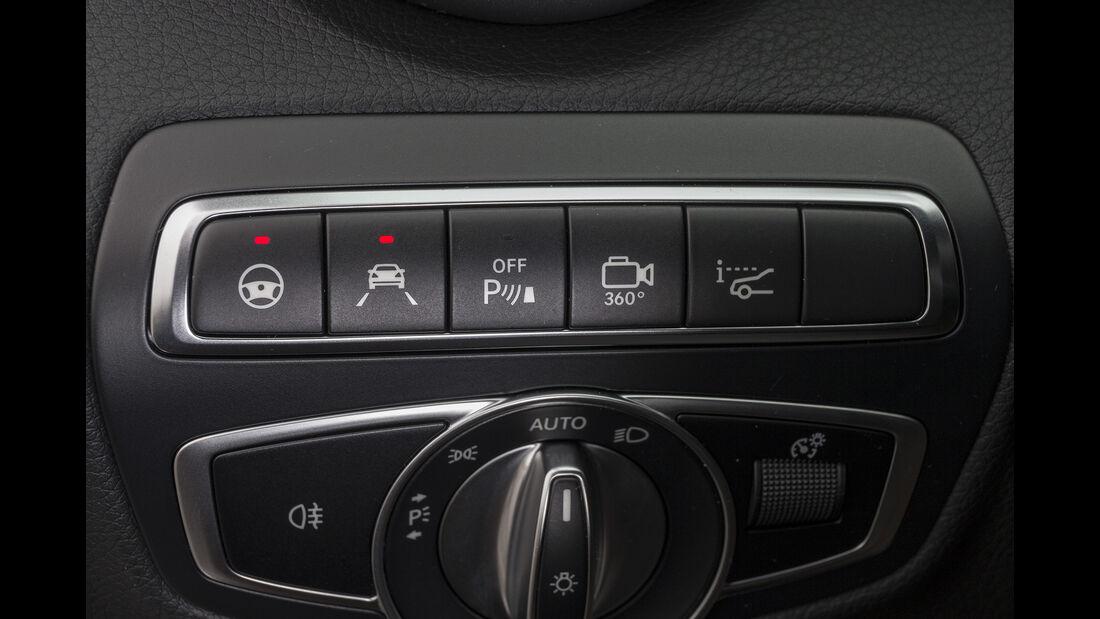 Mercedes C 160 T Details