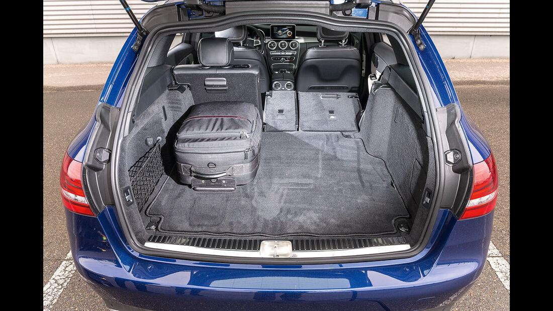 Mercedes C 160 T Kofferraum