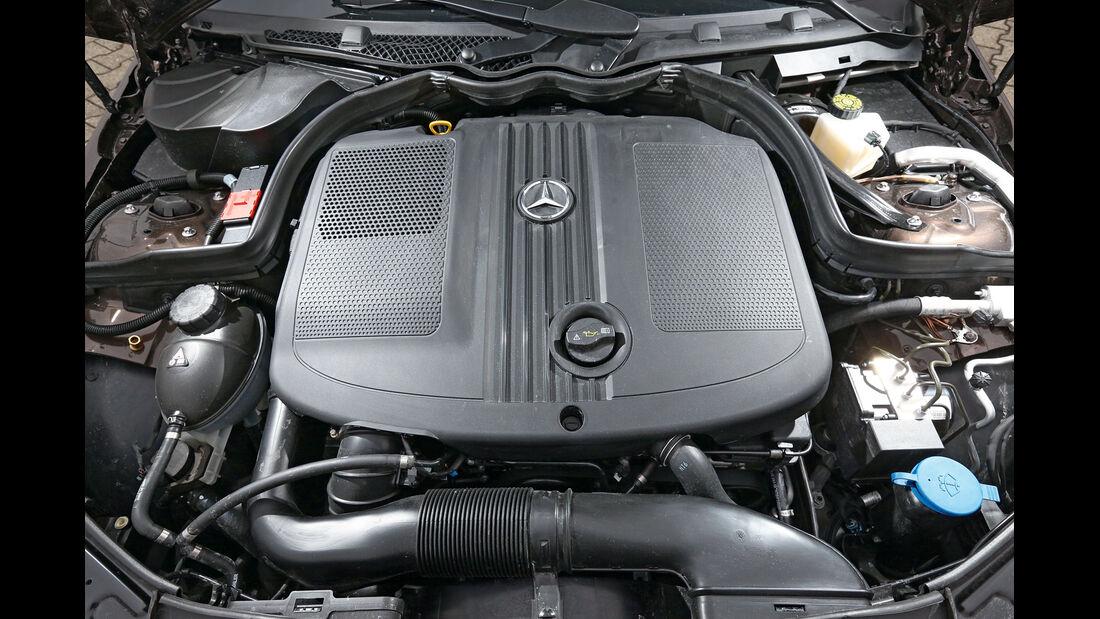 Mercedes C 180 CDI, Motor
