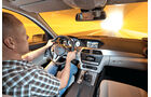 Mercedes C 180 CDI T Avantgarde, Innenraum