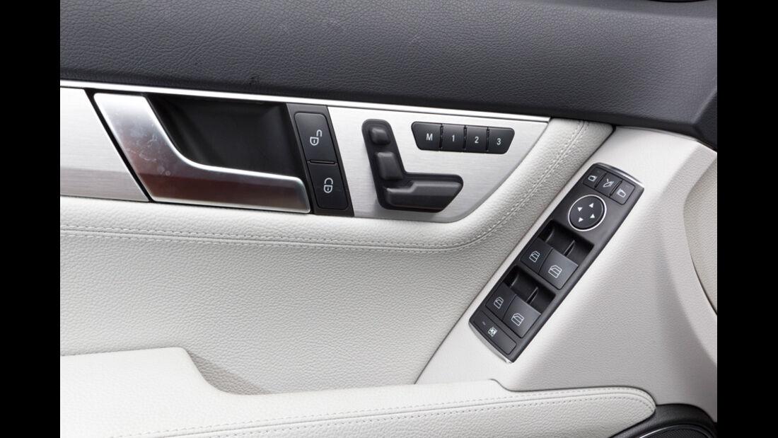 Mercedes C 180 CDI T Avantgarde, Türe