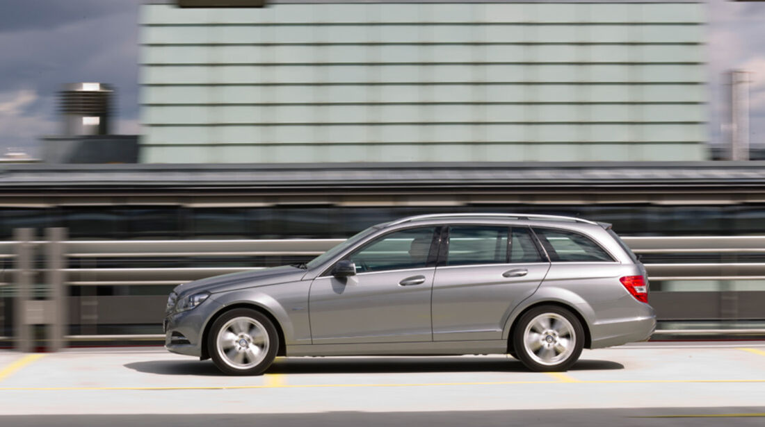 Mercedes C 180 CDI T Avantgarde