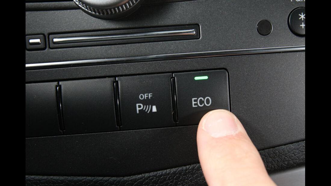 Mercedes C 180 CGI, Start-Stopp-System