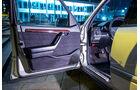 Mercedes C 180, Türinnenseite