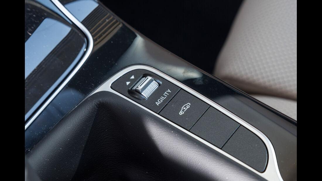 Mercedes C 200, Bedienelemente
