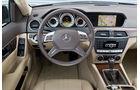 Mercedes C 200, Cockpit