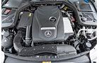 Mercedes C 200, Motor