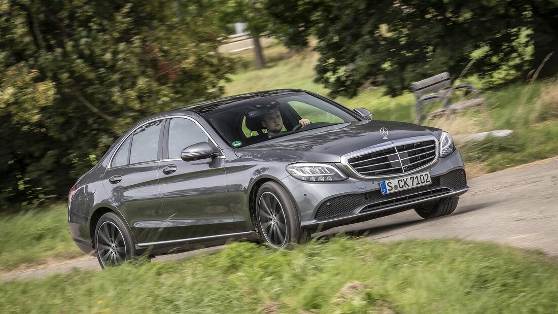 Mercedes C 200, ams_2019_25, Exterieur