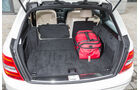 Mercedes C 220 CDI T Avantgarde, Kofferraum, Ladefläche