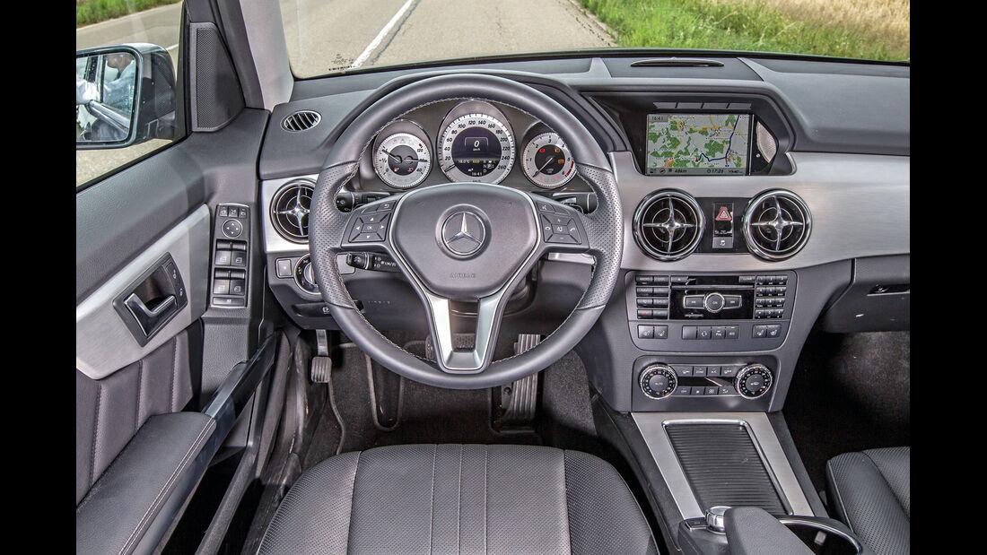 Mercedes  C 220 CDI T, Cockpit