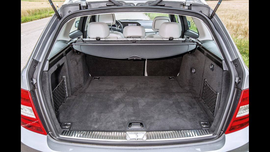 Mercedes  C 220 CDI T, Kofferraum