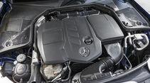 Mercedes C 220 D T-Modell, Motor