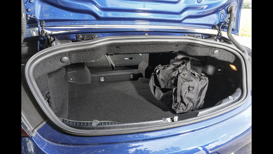 Mercedes C 220 d Cabrio, Kofferraum