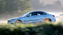 Mercedes C 250 Bluetec, Seitenansicht