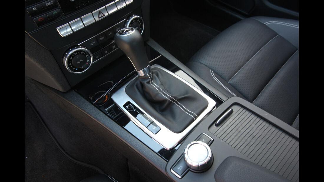 Mercedes C 250 Coupe