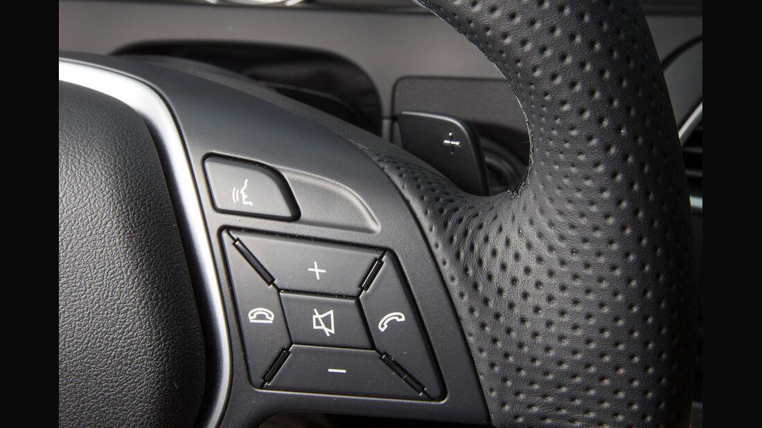 Mercedes C 250 T Avantgarde, Lenkradschalter, Bedienelement