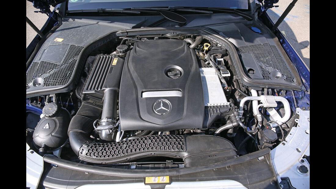 Mercedes C 250 T, Motor