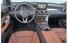 Mercedes C 250 d, Cockpit