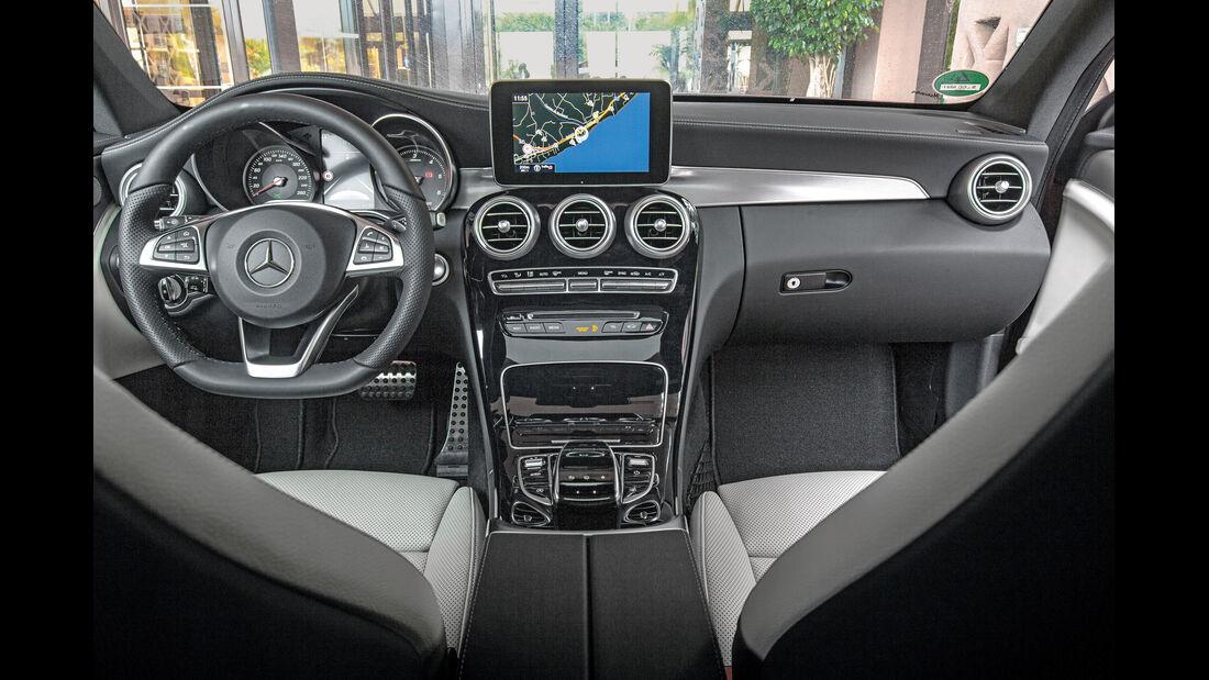 Mercedes C 250 d Coupé