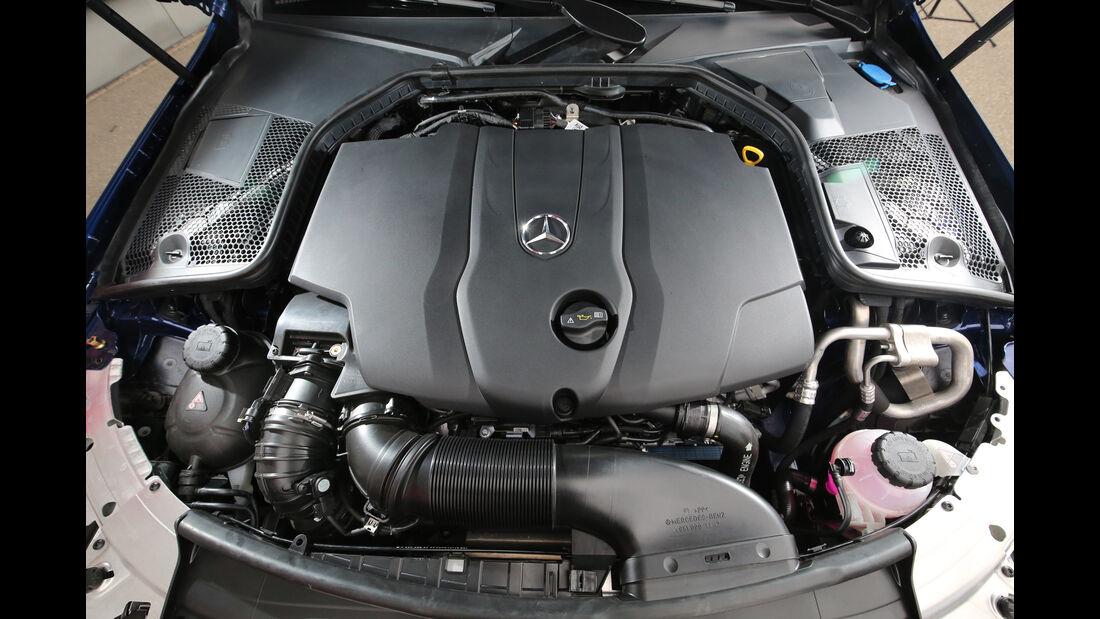 Mercedes C 250 d T 4Matic, Motor