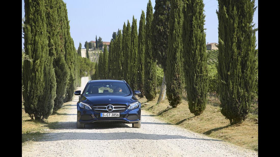 Mercedes C 250 d T-Modell, Exterieur