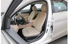 Mercedes C 300 Bluetec Hybrid, Fahrersitz
