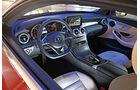 Mercedes C 300 Coupé, Cockpit