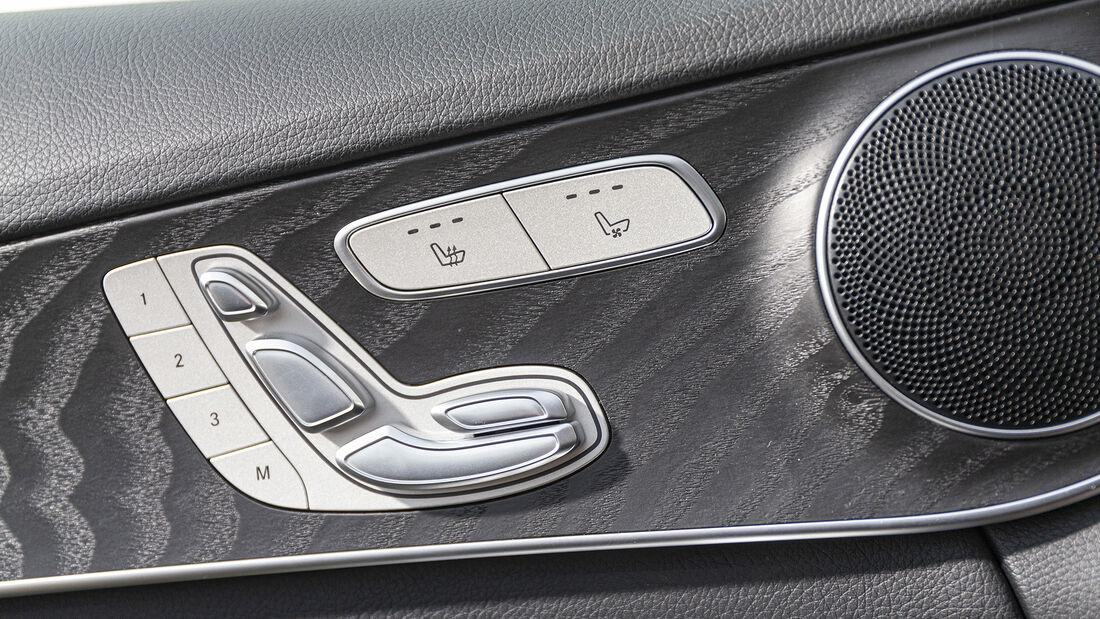 Mercedes C 300 T Avantgarde, Interieur