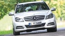 Mercedes C 350 CDi T, Frontansicht