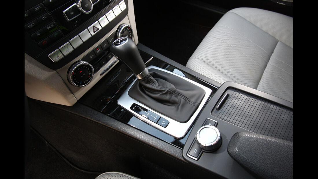 Mercedes C 350, Schaltung
