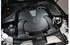 Mercedes C 400 4Matic, Motor