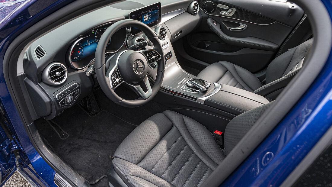 Mercedes C 400 T 4matic, Exterieur